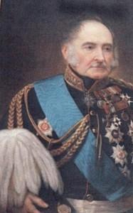 Baron Hugh Halkett