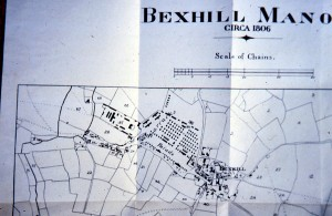 Bexhill Barracks 1805