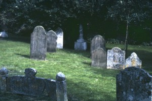 St Peter's Church Graveyard